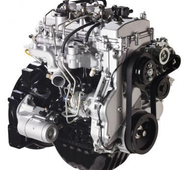 Toyota Tonero - o noua serie de motoare industriale