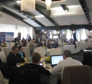 Succes marca Masini & Utilaje - Conferinta nr. 3 - Finantare, Garantare si Asigurare - Clasic versus Inovatie catre 2020!
