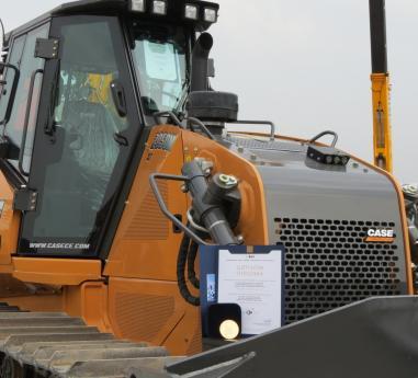 Case si Titan Machinery au castigat aurul la Plovdiv