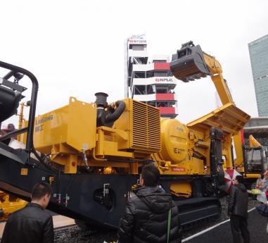 LiuGong-Metso in premiera la Bauma China 2014